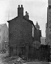 Ancoats was known as a slum district of Manchester 1899